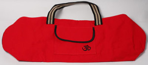 YC05 Bag Canvas Red