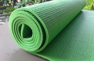 P01a PVC Green