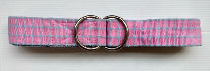 StrapBelt Long Pink SL04