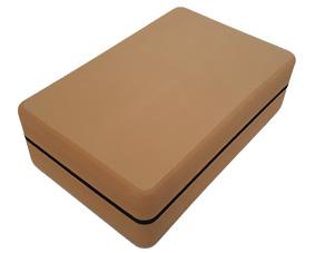 Block Foam Brown