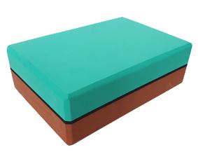 Block Foam Double Colour